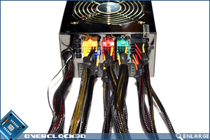 Be Quiet Modular Cable System
