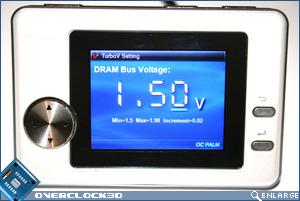 DRAM Voltage