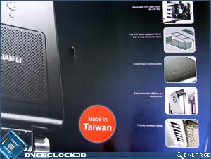 Lian-Li v1010 box Damage