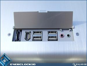 v1010 front panel ports