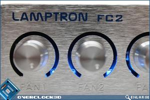 Lamptron FC-2 Front LED