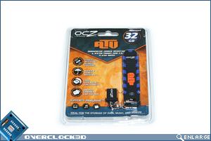 OCZ ATV 32GB Box Front