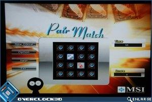 EFI Pair Match