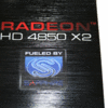 Sapphire 4850x2 2GB PCIe Graphics Card