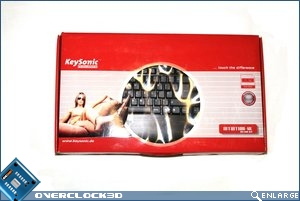 Keysonic Intuition Packaging