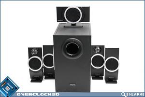 MESH Matrix II Sound System