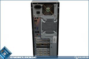 MESH Matrix II Case Rear