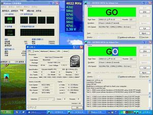 Core i7 965 overclocking on Thermaltake Xpressar