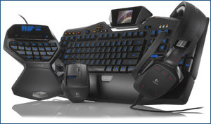 Logitech G-Series Gaming Peripherals