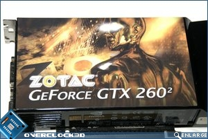 Zotac GTX260 Graphic