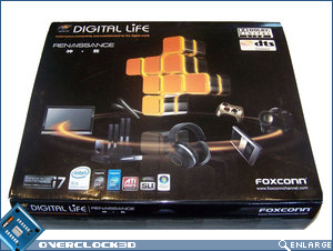 Foxconn Renaissance front of box