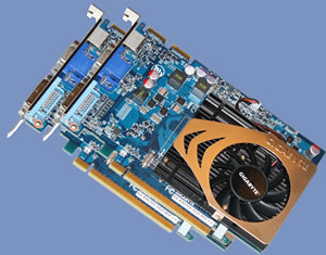Gigabyte HD 4850 Cards