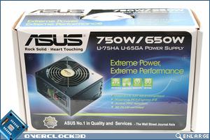 ASUS Vento 750w Box