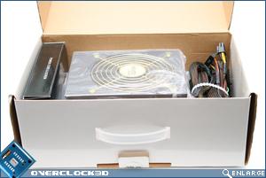 ASUS Vento 750w Box Open