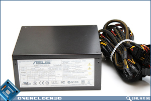 ASUS Vento 750w Side View