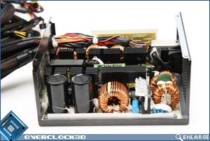 ASUS Vento 750w PSU Inside