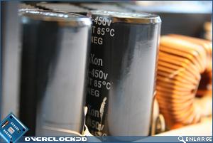 ASUS Vento 750w Capxon