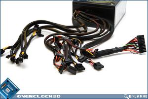 ASUS Vento 750w Cables