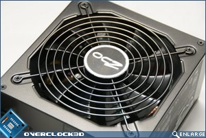 OCZ ModXstream 500w Fan