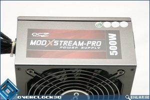 OCZ ModXstream Side