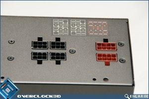 OCZ ModXstream Modular ports