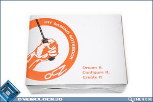 OCZ DIY Box Front