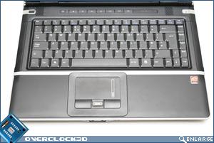 """OCZ DIY 15"""" Keyboard"""