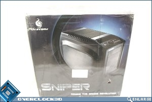 CoolerMaster Sniper packaging