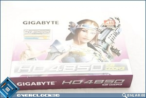 Gigabyte 4850 1gb Box