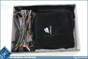 Corsair TX 850w Box Open