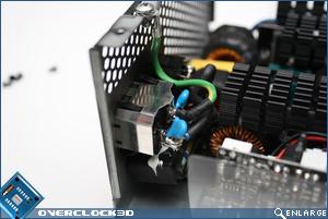Corsair TX 850w AC Input
