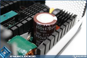 Corsair TX 850w Capacitor