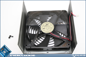 Corsair TX 850w Fan