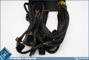 Corsair TX 850w Cables