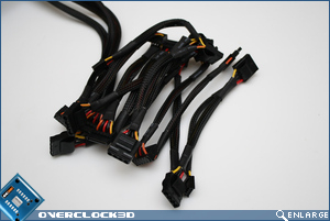 Corsair TX 850w Molex Connectors