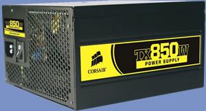 Corsair TX850W