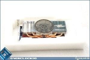 MSI Hybrid Cooler Internal Packaging
