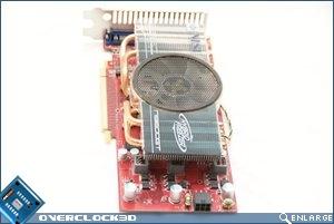 MSI 9600gt Hybrid Cooler
