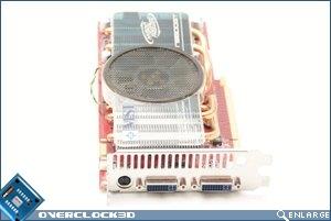 MSI Hybrid Cooler Front