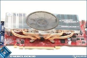 MSI Hybrid Cooler Side