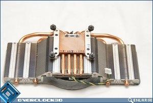 MSI Hybrid Cooler removed