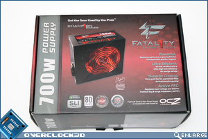 OCZ Fatal1ty Box Front