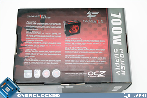OCZ Fatal1ty Box Back