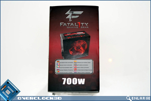OCZ Fatal1ty Box Side
