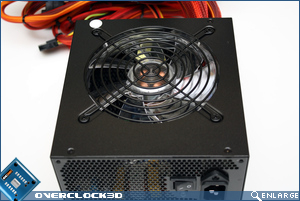 OCZ Fatal1ty PSU Bottom