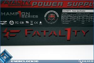OCZ Fatal1ty Logo
