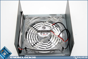 OCZ Fatal1ty 700w PSU Fan