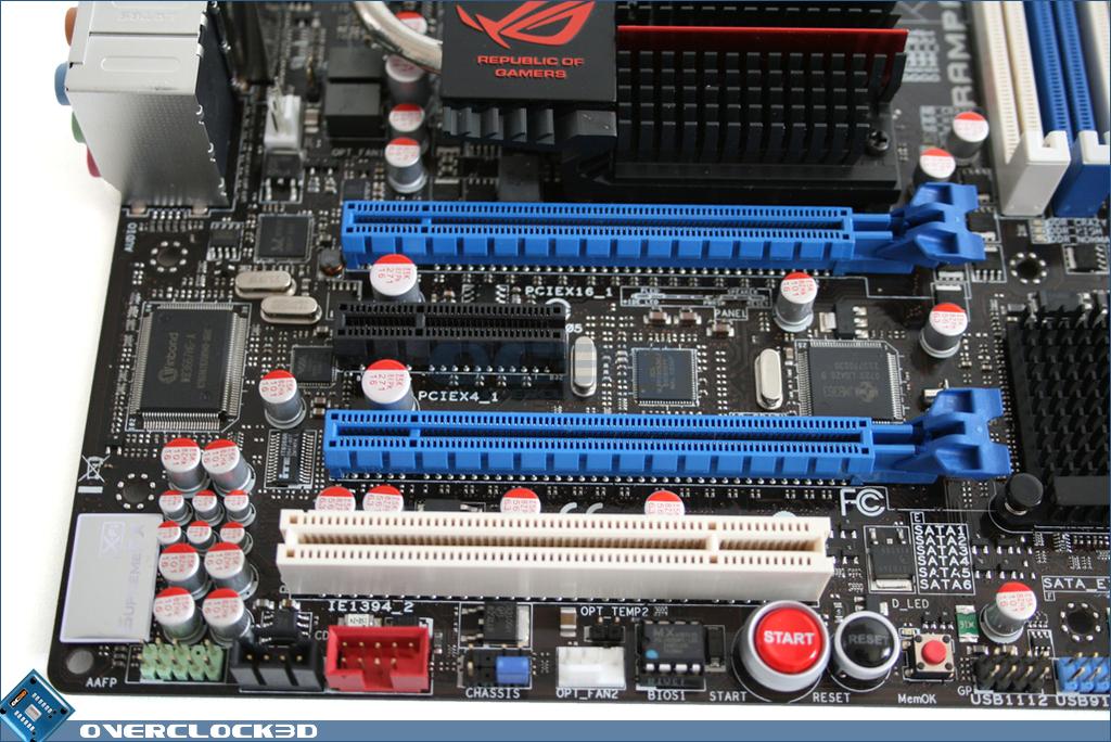 Asus mATX ROG Rampage II Gene X58 Motherboard   Packaging