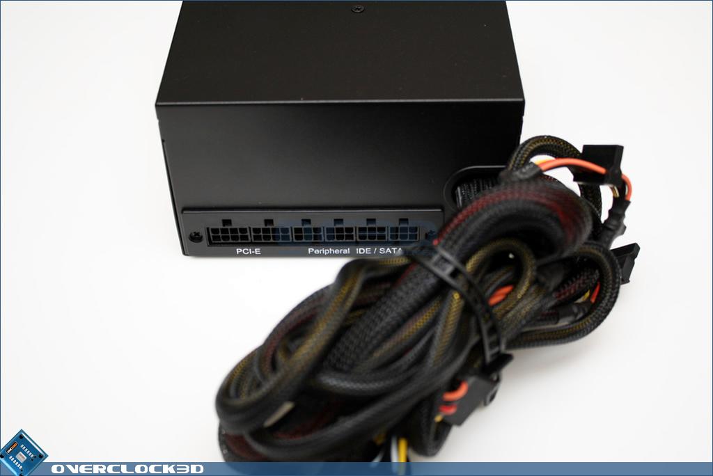 Seasonic M12d 750w Atx Psu Cables Amp Internal Layout