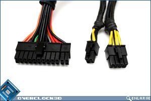Seasonic M12D Main Cables